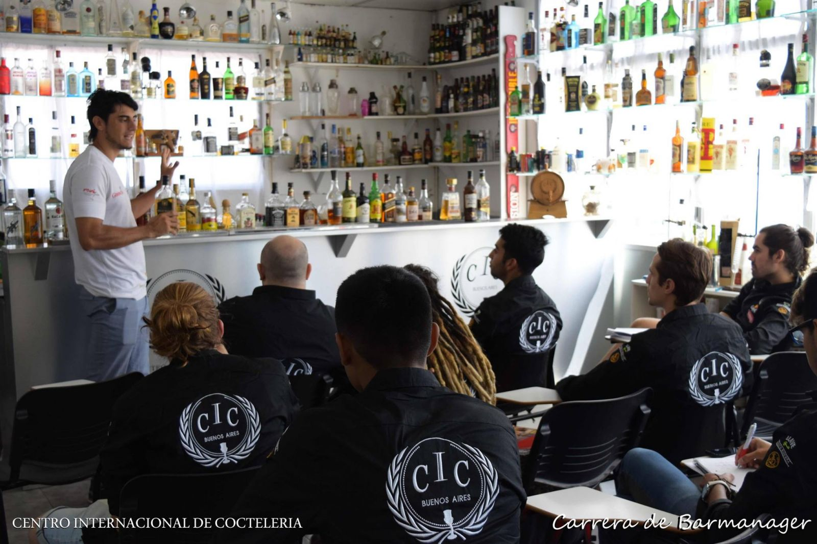 curso de barmanager y carrera de barmanager